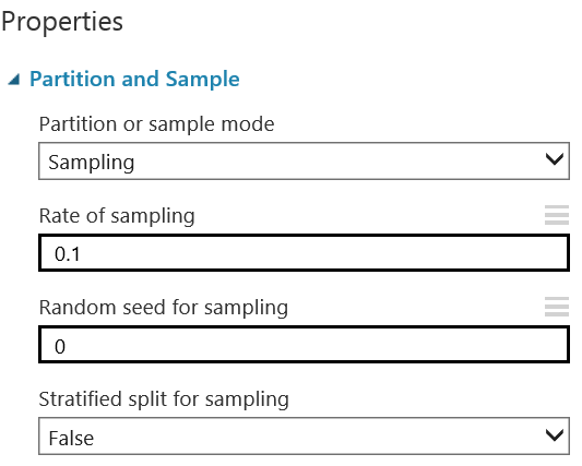 Sample 9: Split, partition and sample system   Cortana ...